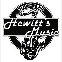 Hewitt's Music Inc.