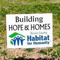 Brown County Habitat for Humanity - Minnesota