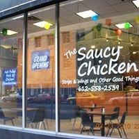 The Saucy Chicken