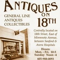 Antiques on 18th