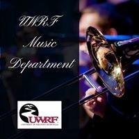 UW-RF Music Department