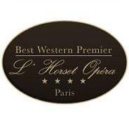 Hotel Horset Opera Paris