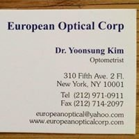 European Optical Corp