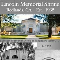 The Lincoln Memorial Shrine