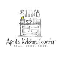 April's Kitchen Counter