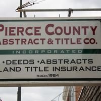 Pierce County Abstract & Title Co., Inc.