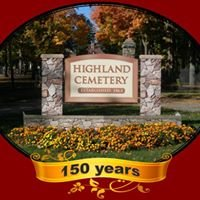 Highland Cemetery, Ypsilanti Michigan