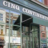Boutique Cinq Continents