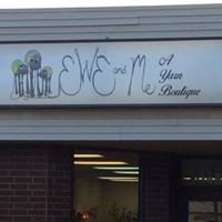 EWE and me -  a yarn boutique, LLC.