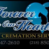 Forever In Our Hearts Pet Cremation Service