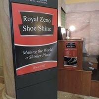 Royal Zeno Shoe Shine St, Paul Union Depot