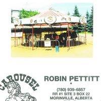 Carousel Amusements Pony Rides