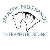 Majestic Hills Ranch for Children & Military Veterans