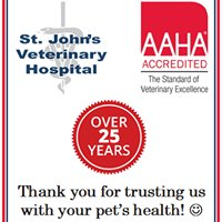 St John's Veterinary Hospital