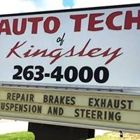 Auto Tech : Auto Repair Kingsley