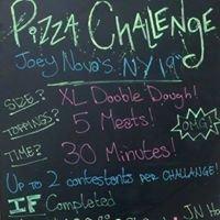 Joey Novas Pizza Challenge