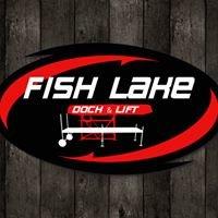 Fish Lake  Marine Dock and Lift
