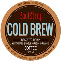 Bootstrap Cold Brew Coffee