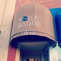 The Yoga Barre