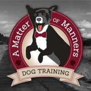 A Matter of Manners Dog Training