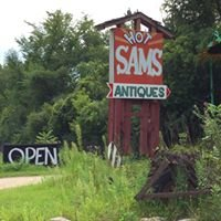 Hot Sam's Antiques Collectibles & Furniture