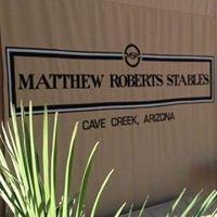 Matthew Roberts Stables