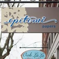 Epitome Papers