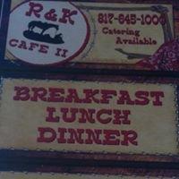 R&K II Cafe  Cleburne