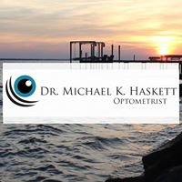 Optometrist- Dr. Michael K. Haskett O.D.