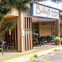 Bailey's Breakfast & Lunch