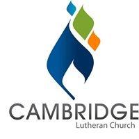 Cambridge Lutheran Church