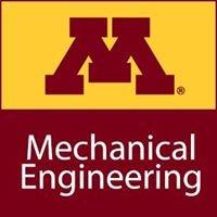 Department of Mechanical Engineering, University of Minnesota