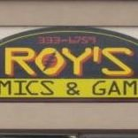 Roy's Comics & Games