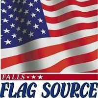 Falls Flag Source