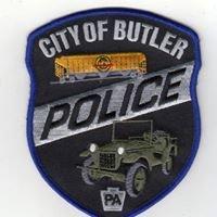 Butler City Police Department