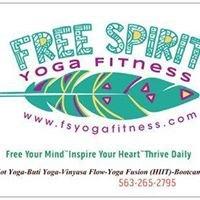 Free Spirit Yoga Fitness