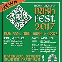Mount Prospect Irish Fest