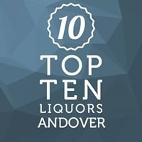 Top Ten Liquors Andover