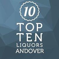 Top Ten Liquors Andover