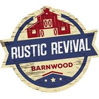 Rustic Revival Barnwood