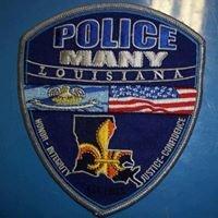Many Police Department (Many, Louisiana)