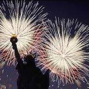 Fort Worth Fireworks