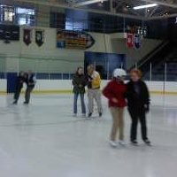 Aldrich Arena Adult Ice Skaters