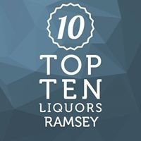 Top Ten Liquors Ramsey