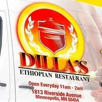 Dilla Ethiopian Restaurant - Minnesota