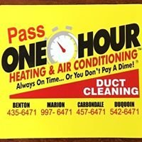 Pass One Hour Heating & Air Conditioning