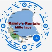 Randys rentals on Mille lacs lake