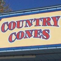 Country Cones (Canton, Ohio)