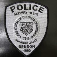 Benson, Arizona Police Department