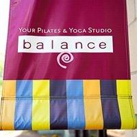 balance, Your Pilates and Yoga Studio